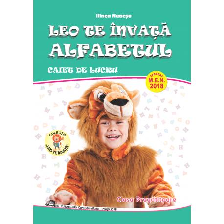 LEO ÎNVAŢĂ ALFABETUL