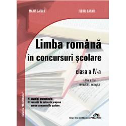 OLIMPIADĂ LIMBA ROMÂNĂ cls a IV-a
